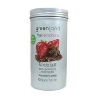 Гринлэнд/Greenland Fruit Emotions Скраб-соль клубника-анис, 400 г