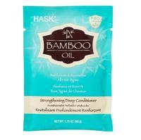 Hask Маска для укрепления волос с экстрактом бамбука 50 г