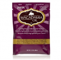 Hask Увлажняющая маска с маслом Макадамии 50г