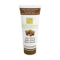 Health & Beauty Крем для ног мультивитаминный с маслом Аргана 180мл