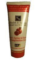 Health & Beauty Крем для тела антивозрастной гранатовый для подтягивания кожи 100мл
