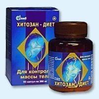 Хитозан-диет капсулы 300 мг, 90 шт