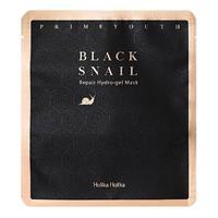 Holika Holika Prime Youth Black Snail тканевая гидрогелевая маска с экстрактом муцина черной улитки 1 шт.