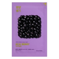 Holika Holika Pure Essence витаминизирующая маска ягоды асаи 20 мл