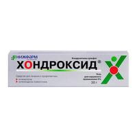 Хондроксид гель 5%, 30 г
