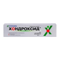Хондроксид гель 5%, 40 г