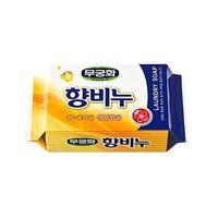 Хозяйственное мыло Mukunghwa Laundry soap Ароматизирующее для стирки и кипячения 230гр