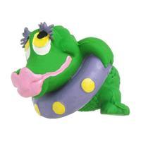 Игрушка Lanco латексная в инд.упак. Крокодил SOS 1 шт.