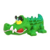 Игрушка Lanco латексная в инд.упак. Крокодил средний 1 шт.