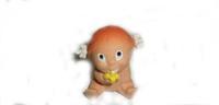 Игрушка Lanco латексная в инд.упак. Малышка с бананом 1 шт.