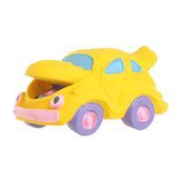 Игрушка Lanco латексная в инд.упак. Машинка с откр.капотом и багажником 1 шт.