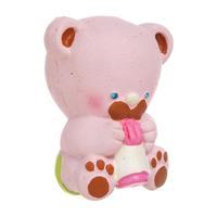Игрушка Lanco латексная в инд.упак. Медвежонок с бутылочкой 1 шт.
