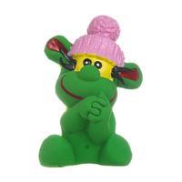Игрушка Lanco латексная в инд.упак. Медвежонок в шапочке 1 шт.