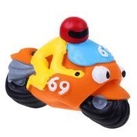 Игрушка Lanco латексная в инд.упак. Мотоцикл 1 шт.