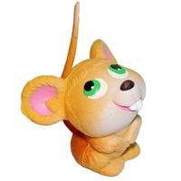 Игрушка Lanco латексная в инд.упак. Мышка-зубастик 1 шт.