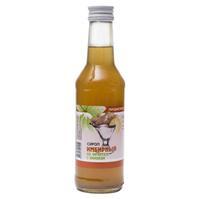 Имбирный с лимоном сироп на фруктозе 250 мл