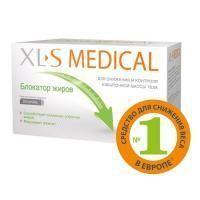 ЭксЭлЭс XL-S Medical Блокатор жиров таблетки, 180 шт.