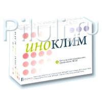 Иноклим капсулы 382 мг, 30 шт.