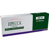 Иресса таблетки 250 мг, 30 шт.