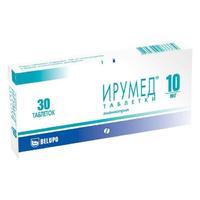 Ирумед таблетки 10 мг, 30 шт