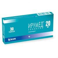 Ирумед таблетки 20 мг, 30 шт.