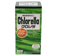 ИТО (ITOH) Хлорелла таблетки 1600 шт.