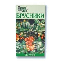 Брусника листья 50г