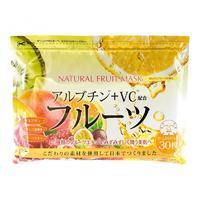 Japan Gals курс масок для лица с фруктовыми экстрактами 30 шт.
