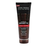 John Frieda Brilliant Brunette Visibly Deeper шампунь для темных волос 250 мл