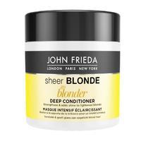 John Frieda Sheer Blonde Go Blonder Маска осветляющая для волос 150 мл