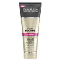 John Frieda Sheer Blonde Hi-Impact Восстанавливающий шампунь для окрашенных волос 250 мл