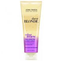 John Frieda Sheer Blonde Сolour Renew Кондиционер для осветленных волос 250 мл
