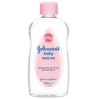 Johnsons Baby масло детское 200 мл
