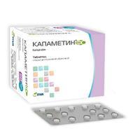 Капаметин ФС таблетки покрыт.плен.об. 150 мг 60 шт.