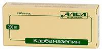 Карбамазепин таблетки 200 мг 40 шт. упак.