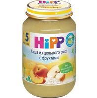 Каша Hipp из цельного риса сфруктами с 5 мес. 190г 1 шт.