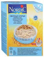 Каша Нордик (Nordic) овсяные хлопья 500г упак.