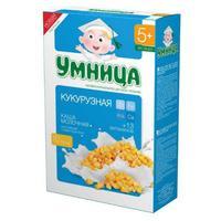 Каша Умница молочная кукурузная 5 мес. 200г упак.