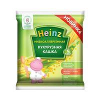 Кашка Heinz низкоаллергенная кукурузная 5мес. саше 20г упак.