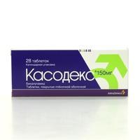 Касодекс таблетки 150 мг, 28 шт.