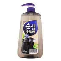 Керасис Soonsaem Средство для мытья посуды Бамбуковый уголь 1,0кг
