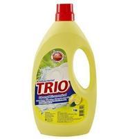 Керасис Trio Средство для мытья посуды Антибактериальное 1000мл