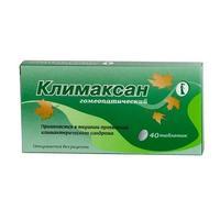 Климаксан таблетки, 40 шт.