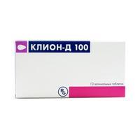 Клион-д таблетки вагинальные, 10 шт.