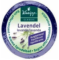 Кнайпп (Kneipp) Соль для ванн с лавандой шипучие таблетки 1 упаковка на одну ванну