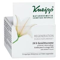 Kneipp крем регенерирующий 24 часа для лица 50 мл