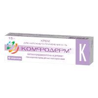 Комфодерм К крем 0,1 % 15 г
