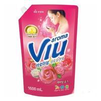 Кондиционер для белья Mukunghwa Aroma Viu La Vie En Rose букет роз Антибактериальный Ароматизирующий МУ 1.6л