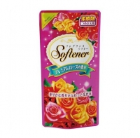 Кондиционер-ополаскиватель ND дезодор. антибакт. Softener premium rose аром. роз мягкая упак. 1200 мл 1 шт.