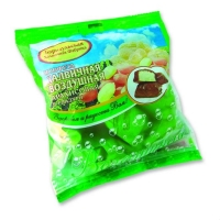 Конфеты халвичные Воздушные в глазури арахисовые 200 г
